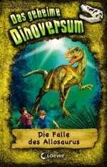 Die Falle des Allosaurus (5) Cover