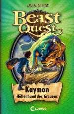 Kaymon, Höllenhund des Grauens (16) Cover