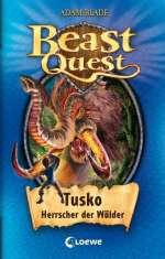 Tusko, Herrscher der Wälder (17) Cover