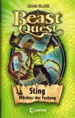 Sting, Wächter der Festung (18) Cover