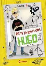 Very important Hugo Cover