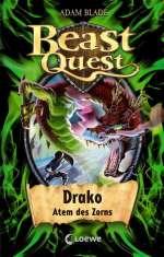 Drako, Atem des Zorns (23) Cover