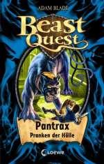 Pantrax, Pranken der Hölle (24) Cover