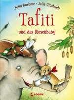 Tafiti und das Riesenbaby Cover