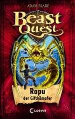 Rapu, der Giftkämpfer (25) Cover