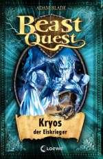 Kryos, der Eiskrieger (28) Cover