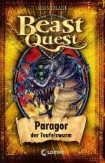 Paragor, der Teufelswurm (29) Cover