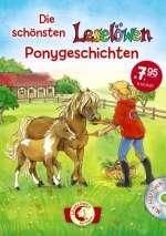 Die schönsten Leselöwen Ponygeschichten Cover