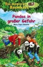 Pandas in grosser Gefahr Cover