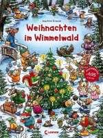 Weihnachten im Wimmelwald Cover