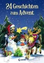 24 Geschichten zum Advent Cover