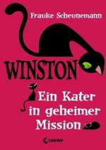 Ein Kater in geheimer Mission Cover