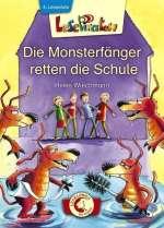 Die Monsterfänger retten die Schule Cover