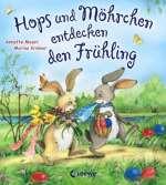Hops und Möhrchen entdecken den Frühling Cover
