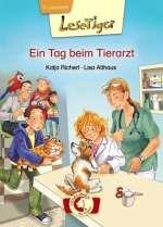 Ein Tag beim Tierarzt Cover