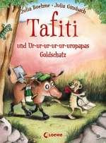 Tafiti und Ur-ur-ur-ur-ur-uropapas Goldschatz Cover