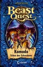 Komodo - Echse des Schreckens Cover