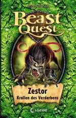 Zestor, Krallen des Verderbens (32) Cover