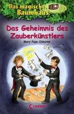 Das Geheimnis des Zauberkünstlers Cover