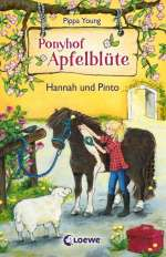 Hannah und Pinto (Bd.4) Cover