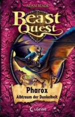 Pharox, Albtraum der Dunkelheit (33) Cover