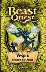 Vespix - Stacheln der Angst Cover