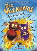 Die Vulkanos lassen's krachen! Cover