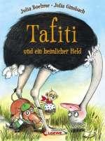 Tafiti und ein heimlicher Held Cover