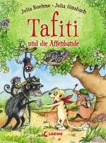Tafiti und die Affenbande Cover