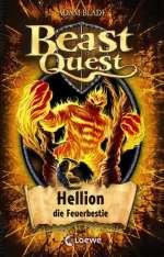 Hellion die Feuerbestie Cover