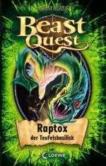 Raptox der Teufelsbasilisk Cover
