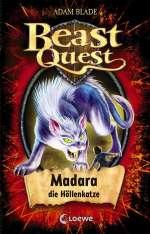 Madara, die Höllenkatze Cover