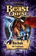Rachak - die Frostklaue Cover