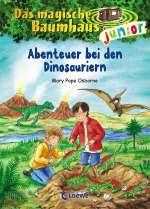 Abenteuer bei den Dinosauriern Cover