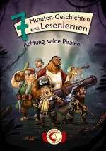 Achtung, wilde Piraten! Cover