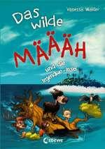 Das wilde Määäh und die Irgendwo-Insel (Bd. 3) Cover