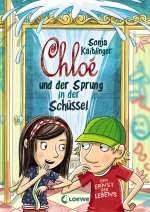 Chloé und der Sprung in der Schüssel Cover