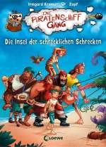 Die Piratenschiff Gäng :Die Insel der schrecklichen Schrecken Cover