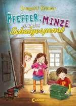 Pfeffer, Minze und das Schulgespenst (2) Cover