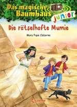 Die rätselhafte Mumie Cover