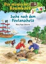 Suche nach dem Piratenschatz Cover