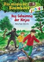 Das magische Baumhaus junior - Das Geheimnis der Ninjas Cover