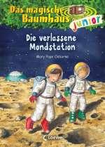 Die verlassene Mondstation Cover