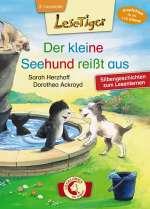 Der kleine Seehund reisst aus Cover