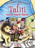 Tafiti und die doppelte Majestät (9) Cover