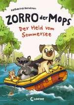 Zorro, der Mops - Der Held vom Sommersee Cover