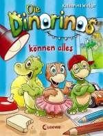 Die Dinorinos können alles (1) Cover