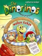 Die Dinorinos wollen Kekse (2) Cover