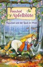 Rapunzel und der Spuk im Wald Cover