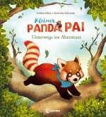 Kleiner Panda Pai - unterwegs ins Abenteuer Cover